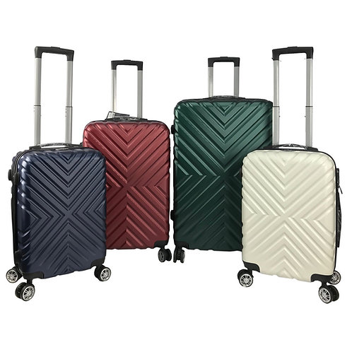 BA9918 Poly Club ABS Hard Case Luggage
