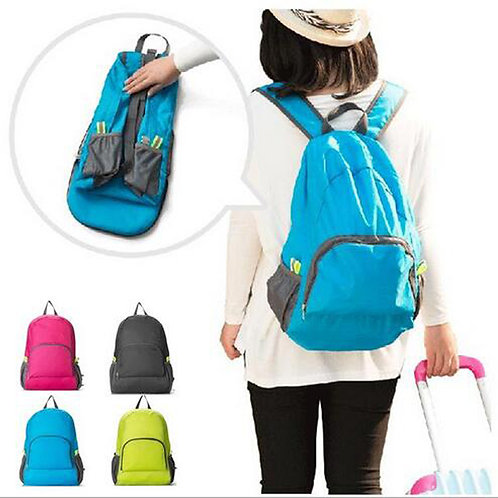 Ultra-Light Weight Foldable Backpack