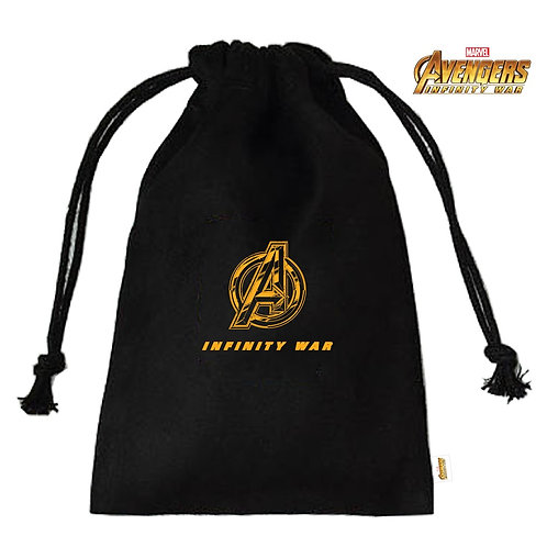 MARVEL INFINITY WAR VAU9802 DRAWSTRING BAG