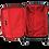 Thumbnail: Giordano GE9601 4 Wheel Softcase Luggage