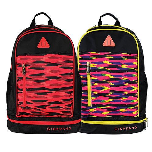 "Giordano GB1663 Men 19"" Backpack"