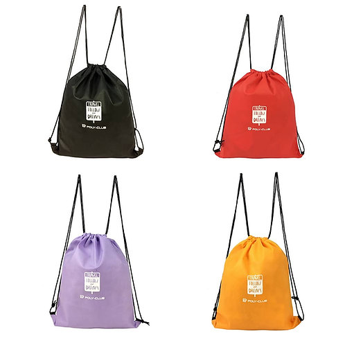 Poly-Club BU2014 17inch Drawstring Bag