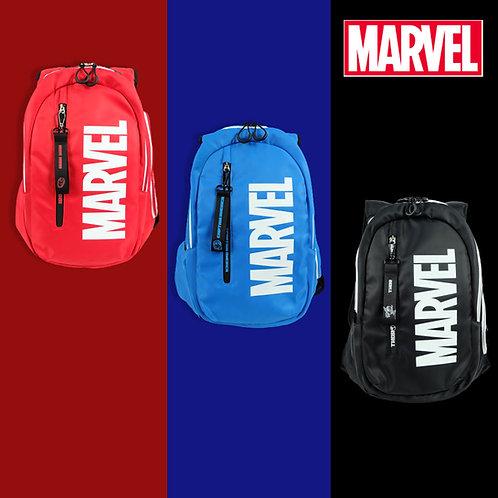 "Marvel Avengers 18"" Waterproof Notebook Backpack School Bag w USB port - VAN2068"