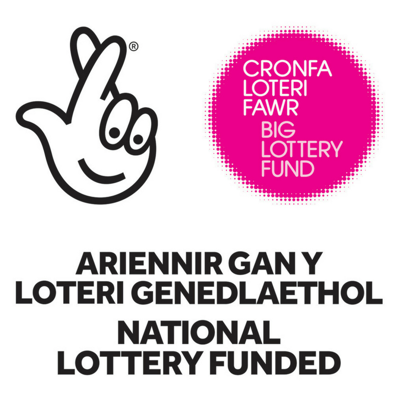 big lottery logo welsh