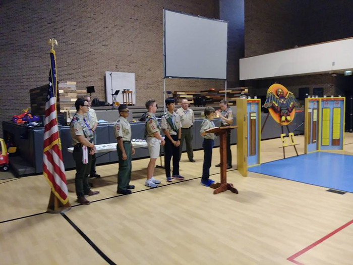 August court of honor
