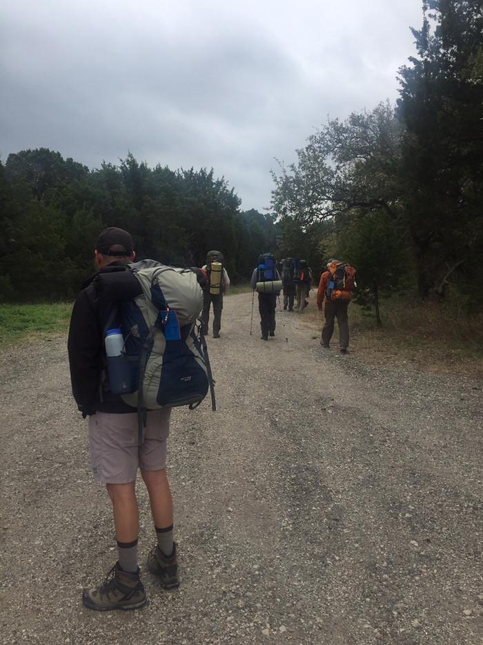 Philmont Practice Hike#2