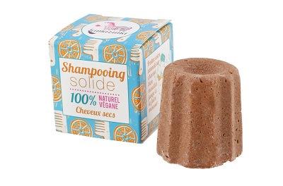 Lamazuna - solid shampoo for dry hair