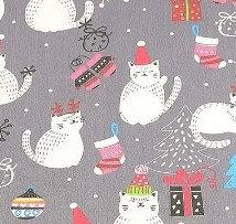 """Christmas """"Furoshiki"""" Japanese wrapping cloths"""
