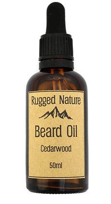 Rugged Nature - Beard Oil refill