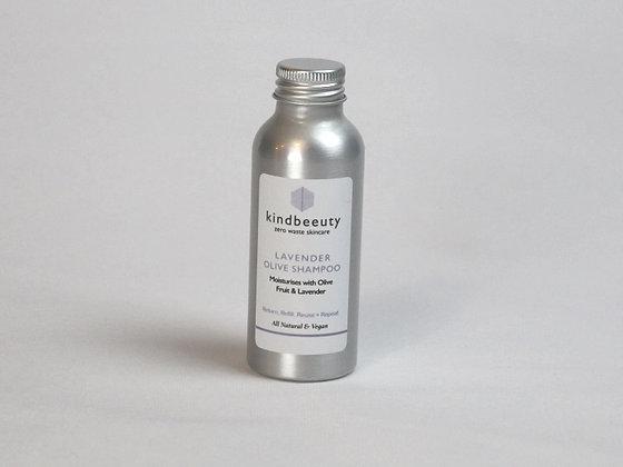 Kind Beeuty Lavender Olive Shampoo