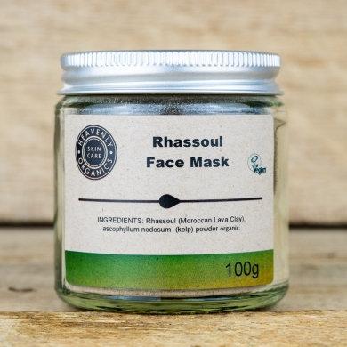 Heavenly Organics - Rhassoul Face Mask