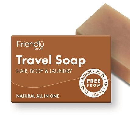 Friendly Soap -  Travel Bar