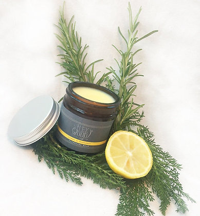 Lemon and Bergamot Cleansing Balm