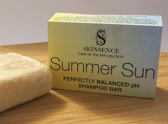 Summer Sun pH-Perfect Shampoo Bar