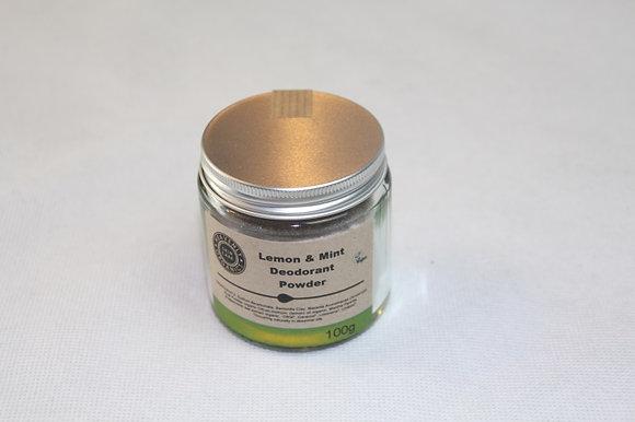 Heavenly Organics Natural Deodorant Powder