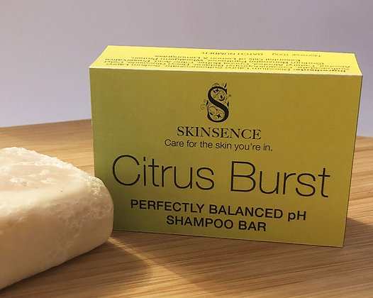 Citrus Burst pH-Perfect Shampoo Bar