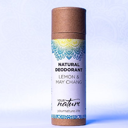 Your Nature Deodorant - Lemon and May Chang