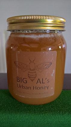 Big Al's Urban Honey - 454g