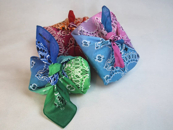 """Furoshiki"" Japanese wrapping cloths"