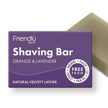 Friendly Soap - Shaving Bar