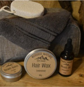 Rugged Nature - Wash Kit