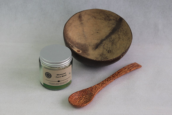 Rhassoul face mask set