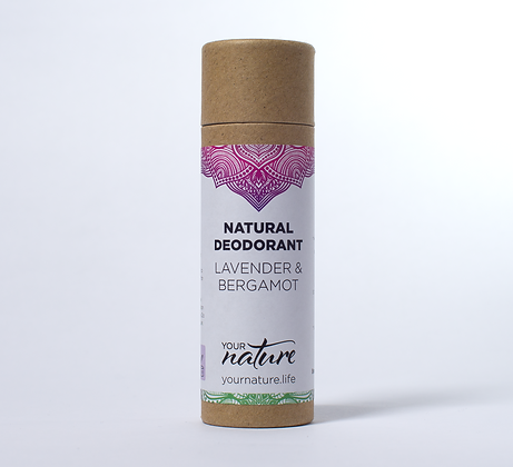 Your Nature Deodorant - Lavender and Bergamot