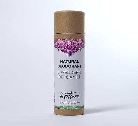 Your Nature Deodorant - Lavender and Bergamot