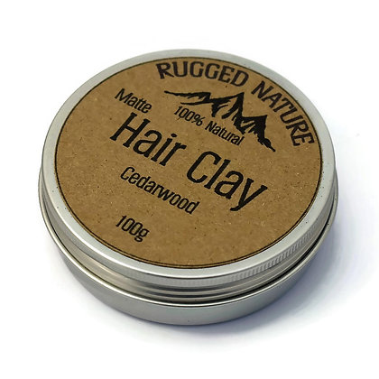 Rugged Nature - Hair Clay