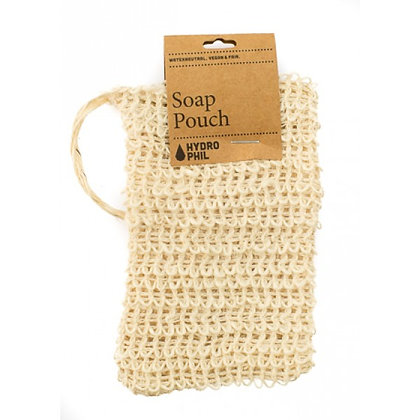 Hydrophil - sisal soap pouch