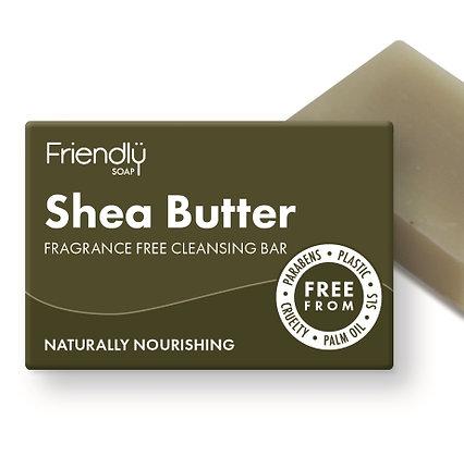 Friendly Soap - Shea Butter Facial Bar