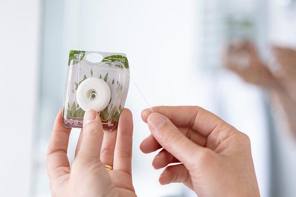 Plant-based dental floss