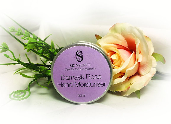 Damask Rose Hand Cream