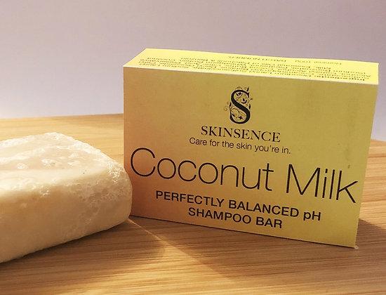 Coconut Milk pH-Perfect Shampoo Bar