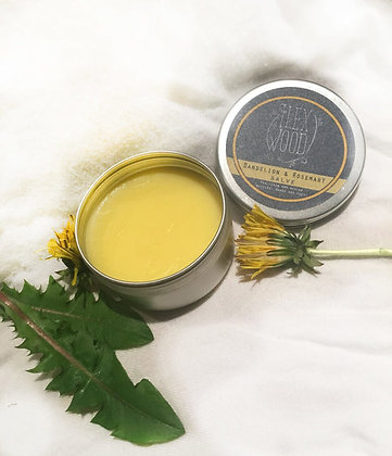Dandelion and Rosemary Salve