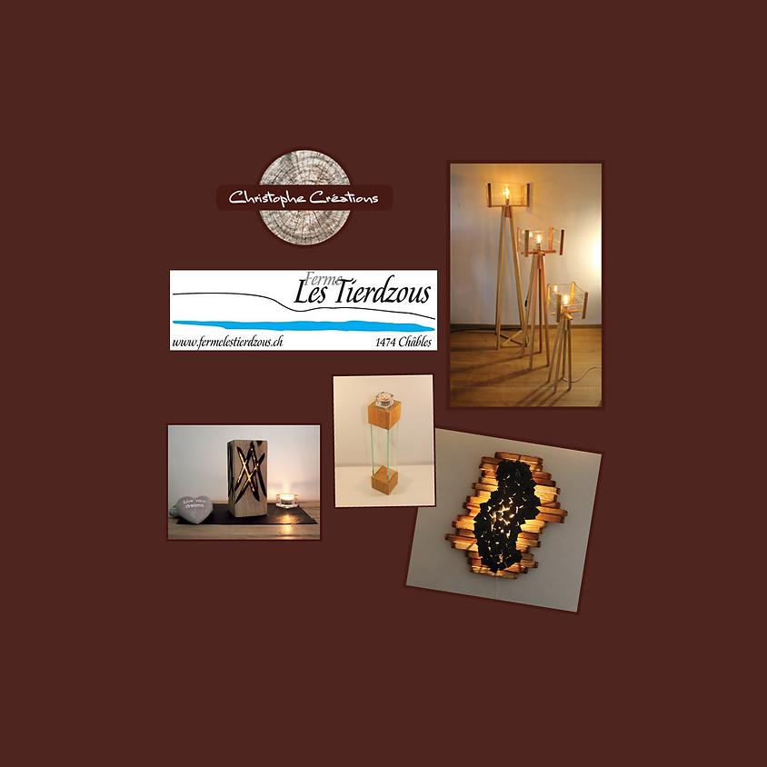 Exposition-vente à Châbles (VD)