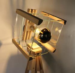 """Lampe design """"Cinéma"""""""