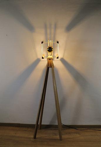 "Lampe design ""Cinéma"" 140cm"