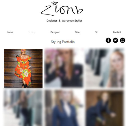 Zion b Fashion