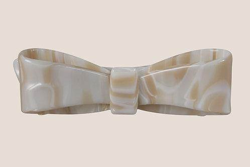Barrette Nœud - Monture 8cm