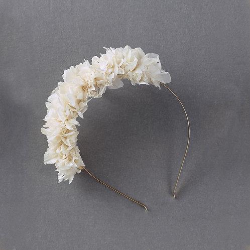Serre-Tête en fleurs stabilisées