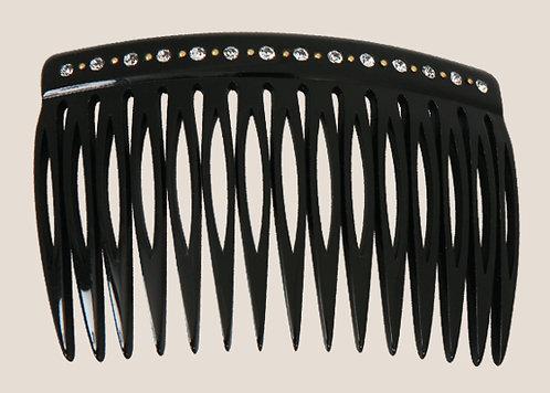 Peigne Swarovski - Taille M 7cm