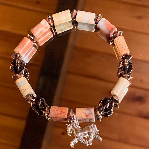 Soul Animal - Horse bracelet