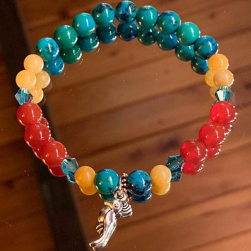 Soul Animal - Parrot bracelet
