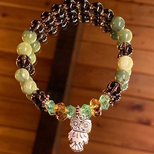 Soul Animal - Owl bracelet-2