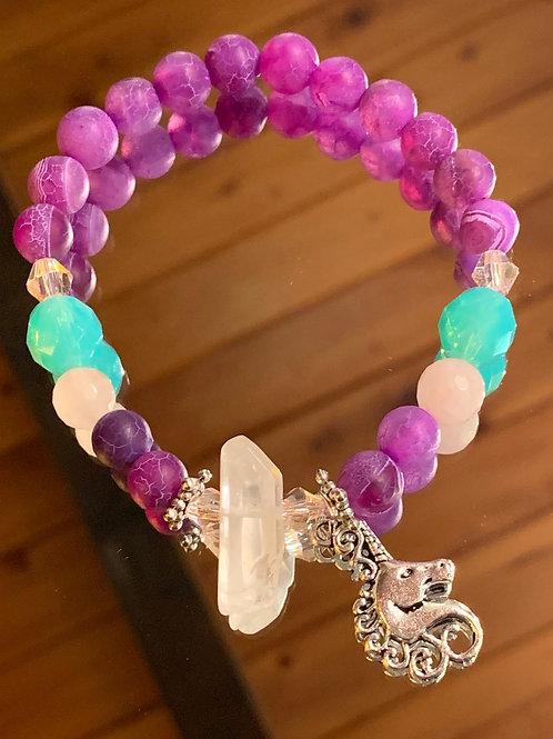 Soul Animal - Unicorn bracelet