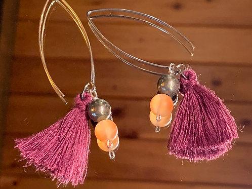 Spiritual Abundance Goddess Earrings