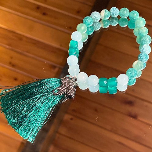 Good Luck Bali Boho Bracelet