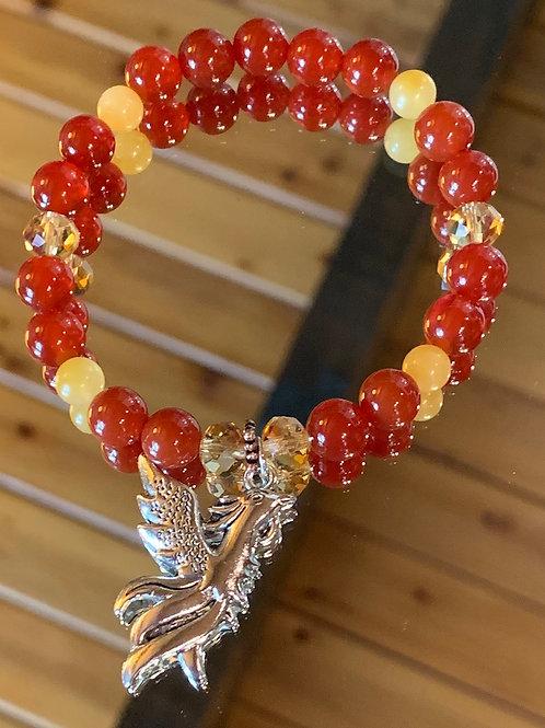 Soul Animal - Phoenix bracelet