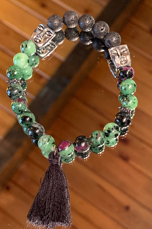 Ganesh Bali Boho Bracelet